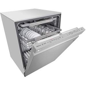 LG LDP7808SS Top Control Dishwasher Owner's Manual