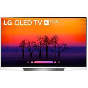 LG OLED65E8PUA 4K HDR OLED Glass TV User Guide