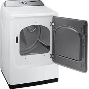 Samsung DVG50R5200W Gas Dryer User Manual