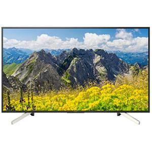 Sony KD-55X750F 65X750F LED 4K Ultra HD Smart TV Help Guide (Web manual)