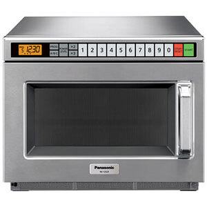 Panasonic Ne 12523 Compact Commercial Microwave Oven