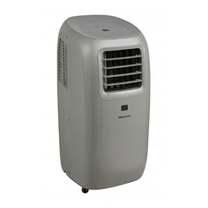 Hisense AP1019CR1G 300-sq ft Ultra-Slim Portable Air Conditioner
