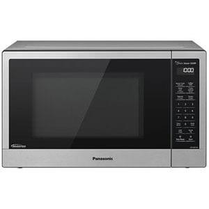 Panasonic NN-SN67KS Compact Microwave Oven Operating Instructions Manual