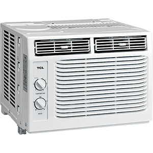 TCL TAW05CM19 5,000 BTU Window Air Conditioner Operating Instructions