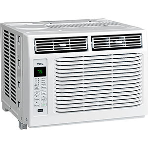 TCL TAW05CR19 / TAW05CRB19 / TAW06CR19 Window Air Conditioner Operating Instructions