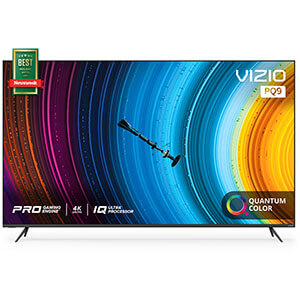 Vizio P65Q9-H1 / P75Q9-H1 4K HDR Smart TV User Manual