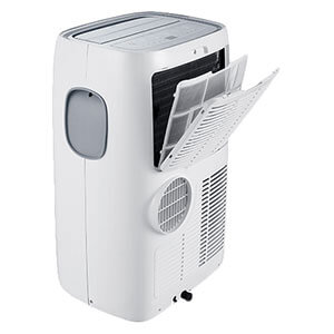 TCL TAC-08CPA/HC / TAC-10CPA/HC Portable Air Conditioner Operating Instructions